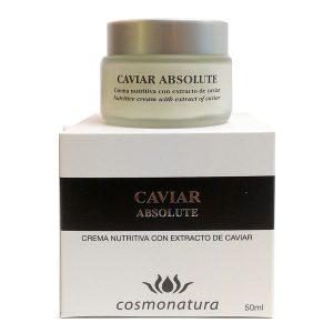 Crema de Caviar Nutritiva Absolute en promocion