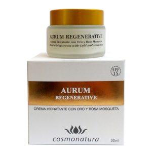 Crema regenerativa con ORO Aurum
