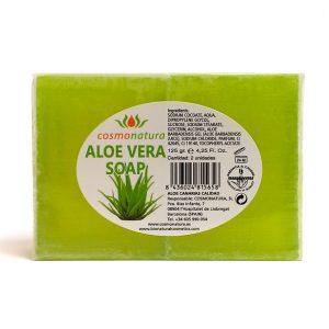 Jabon Aloe Vera Natural en promocion Tienda Online