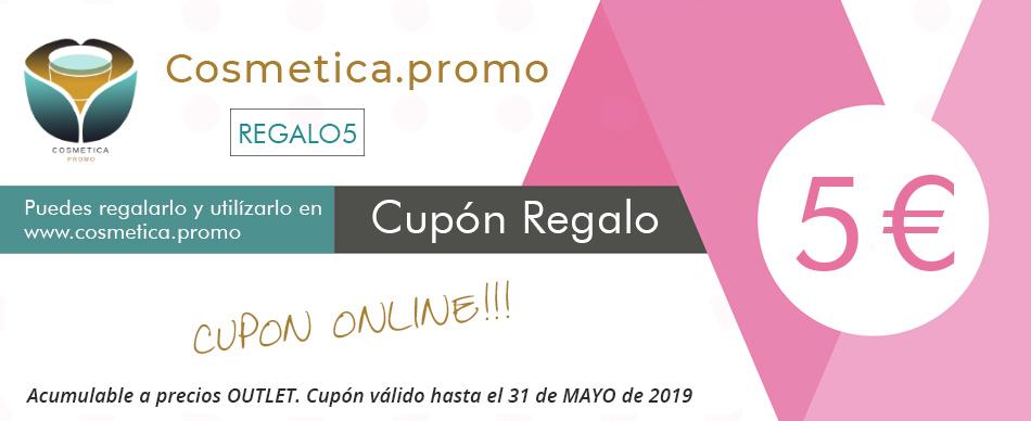 Cupon cosmetica online gratis para descontar de las ofertas de la tienda