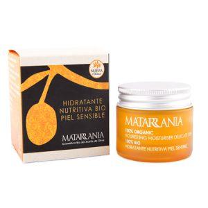 Crema Hidratante para piel sensible de uso diario